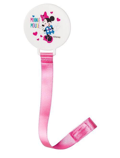 Porta-chucha 'Minnie' da 'Disney Baby'                                                     Rosa Menina 0-36 meses