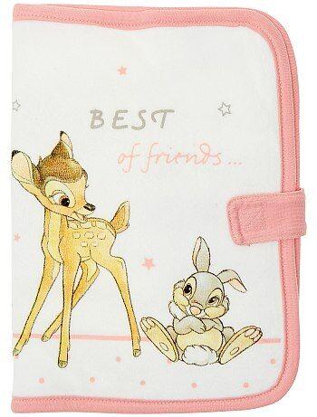 Proteção de boletim de saúde 'Bambi' - Kiabi