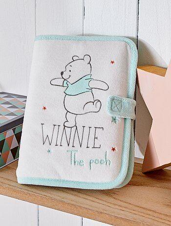 Proteção de boletim de saúde 'Winnie the pooh' - Kiabi