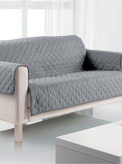 Decoração têxtil - Proteção de sofá - Kiabi
