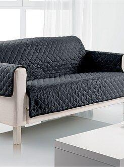Decoração têxtil - Proteção de sofá de 3 lugares