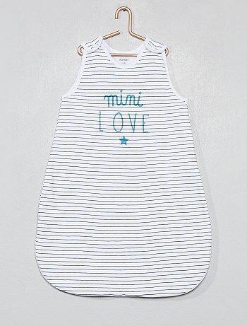 964563177 Menina 0-36 meses - Saco de bebé em puro algodão  Mini Love