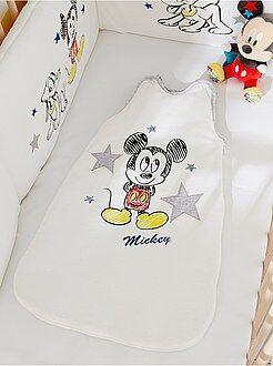 Puericultura - Saco de bebé em veludo 'Disney'