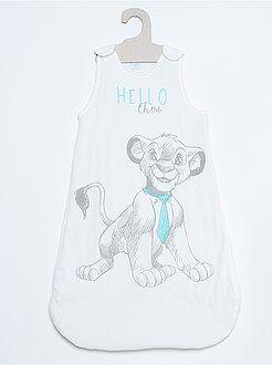 Saco de bebé - Saco de bebé em veludo 'Simba' - Kiabi