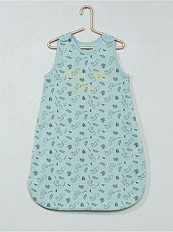 Saco de bebé - Saco de bebé leve com estampado - Kiabi