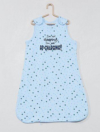 8078135be Saco de bebé leve  estrelas  - Kiabi