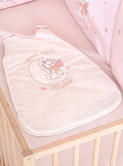 Saco de bebé - Saco de bebé quente de veludo 'Aristogatos' - Kiabi