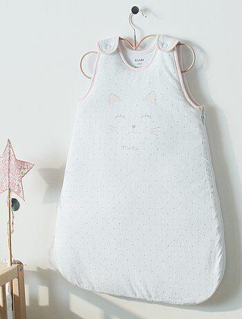 Saco de bebé quente 'gato' - Kiabi