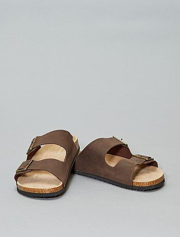d87310b674 Sapatos homem Calçado | marrom | Kiabi