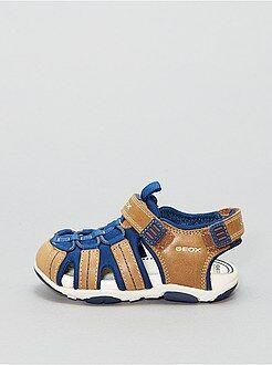 Sapatos bebé - Sandálias com velcro 'Geox' - Kiabi