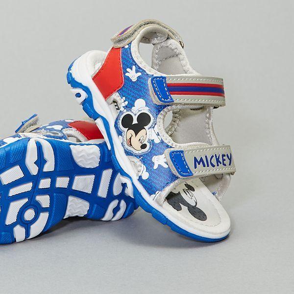 Sandálias estilo desportivo 'Mickey Mouse' da 'Disney'