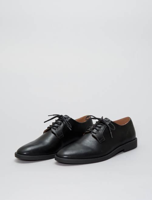 Sapatos citadinos em pele sintética Calçado Kiabi 18,00€