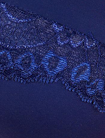 1cd20a46a ... Soutien acolchoado  Envie de Lingerie  vista 5. Soutien acolchoado   Envie de Lingerie  Azul Lingerie do s até xxl