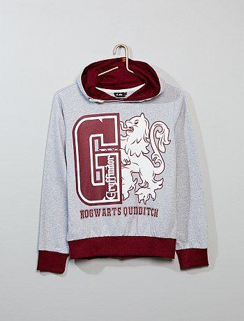 Sweatshirt com estampado 'Harry Potter' - Kiabi