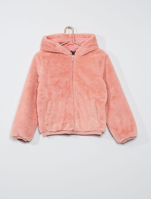 Sweatshirt de malha suave                                         ROSA