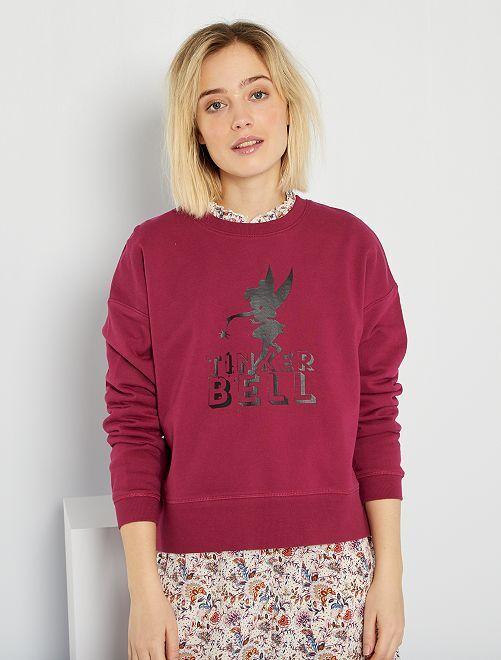 Sweatshirt 'Disney'                                                                 PRETO