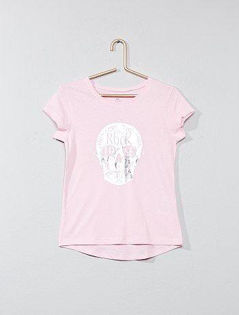 T-shirt com animação - Kiabi