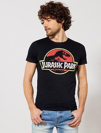 T-shirt com estampado 'Jurassic Park' - Kiabi