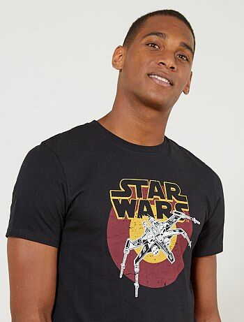 T-shirt com estampado 'Star Wars' - Kiabi