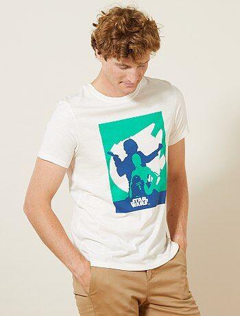 T-shirt com estampado 'Star Wars' - Kiabi