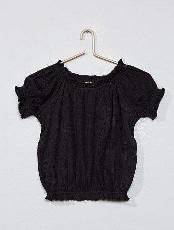 9f41b5637ecc Roupa de cerimónia para meninas e raparigas  kiabi T-shirt, Top ...