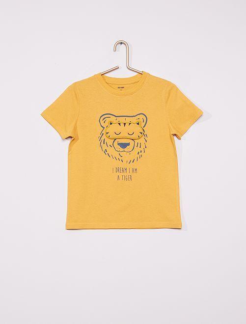 T-shirt de pijama                             AZUL