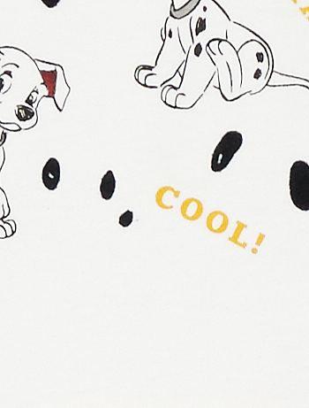 008eedaf1 T-shirt 'Disney Baby' com estampado Menino 0-36 meses - Branco ...