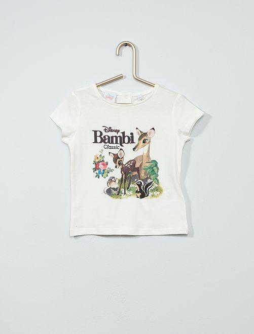 T-shirt 'Disney'                                         BRANCO