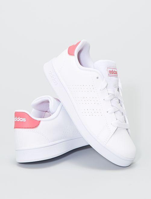 Ténis 'Adidas' 'Advantage K'                             BEGE
