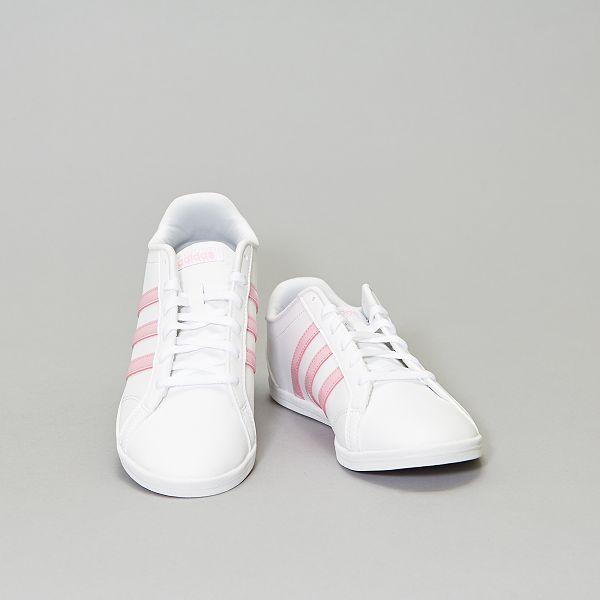 Tênis Adidas Feminino Branco   Zattini