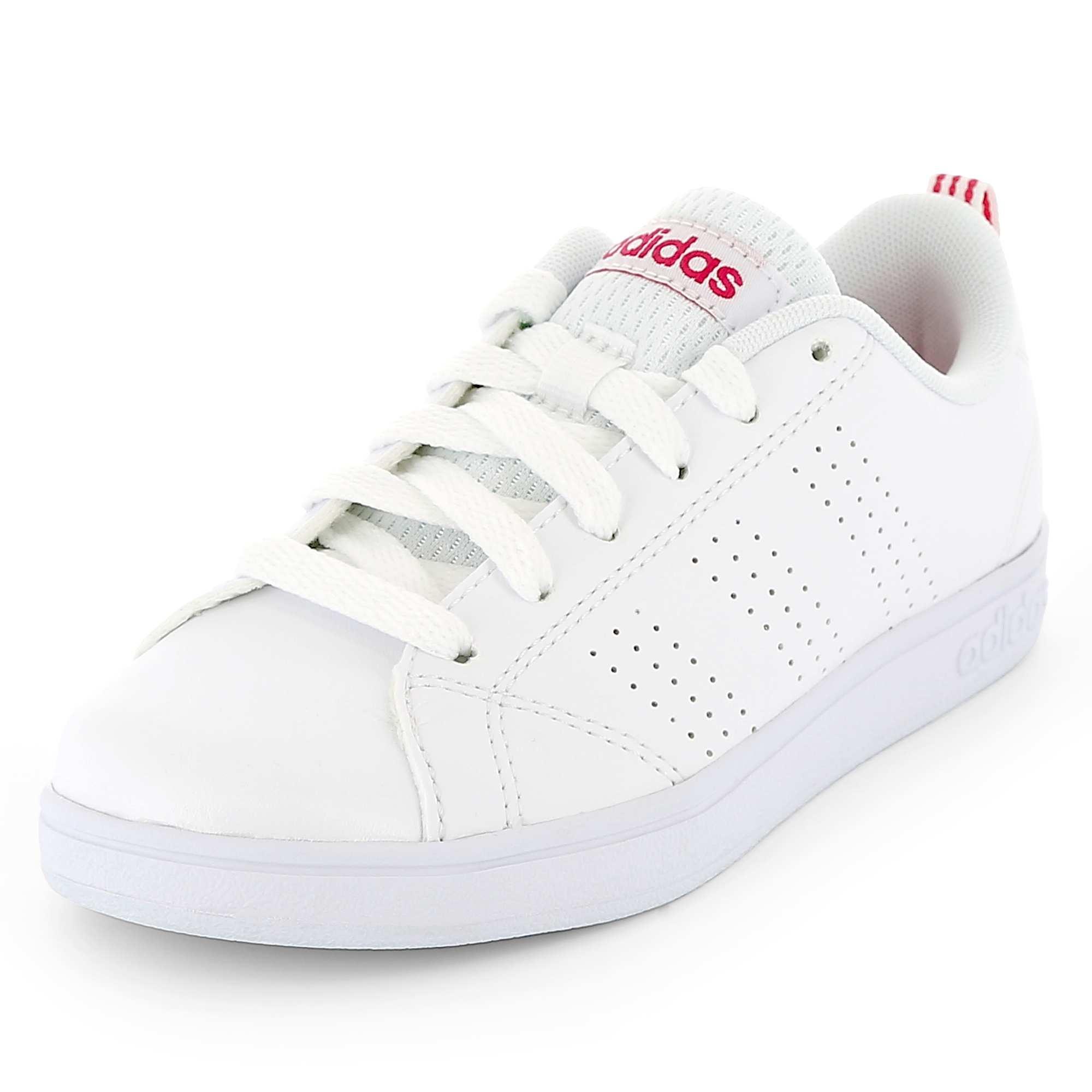 4ea644897 Ténis 'Adidas' 'VS ADVANTAGE CL K' Branco Menina 10-18 anos. Loading zoom