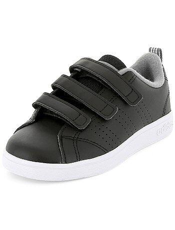 c6cbcec0fec Menino 10-18 anos - Ténis  Adidas VS Advantage Clean  com tiras de