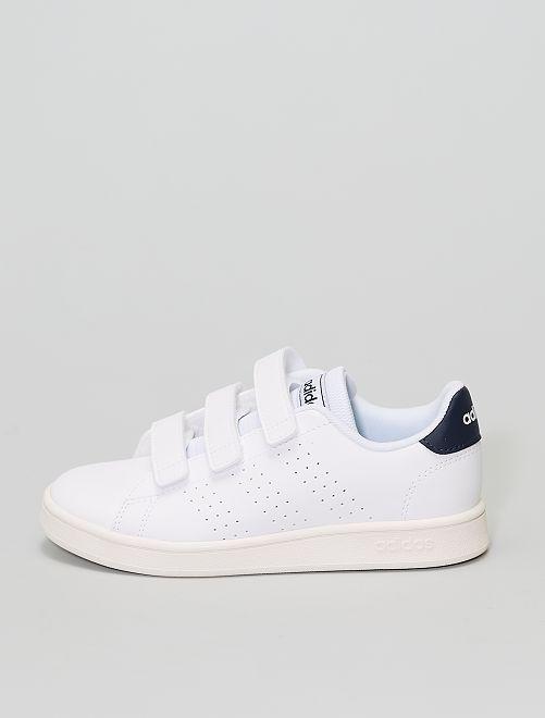 Ténis 'Advantage adidas'                             branco