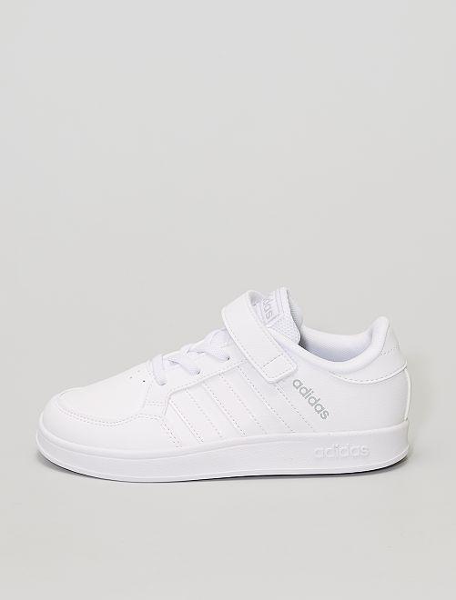 Ténis 'Breaknet C' 'adidas'                             branco