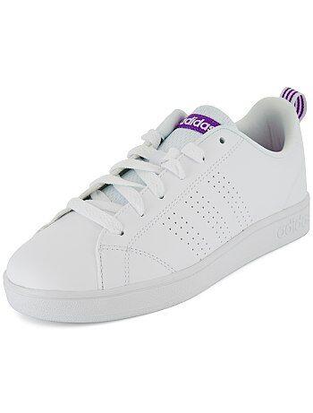 Ténis rasos 'Adidas' 'CL QT W' - Kiabi