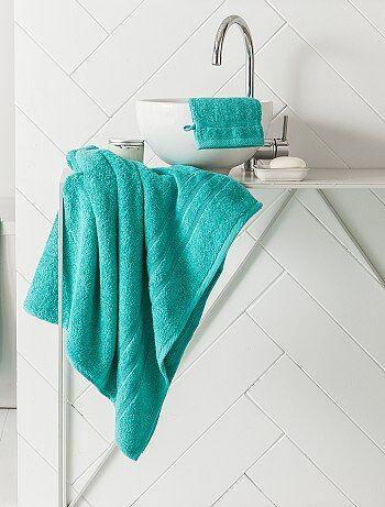 Toalha de banho de 50 x 90 cm e 500 g - Kiabi