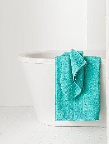 Toalha de banho de 70 x 130 cm e 500 g - Kiabi