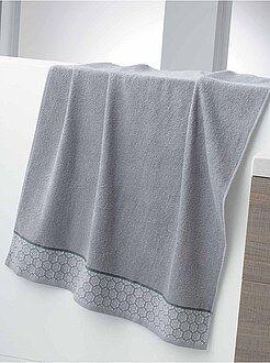 Atoalhados - Toalha de banho grande de 150 x 90 cm 450gr - Kiabi