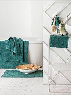 Fato de banho, praia - Toalha de banho grande de 150 x 90 cm e 500 g - Kiabi