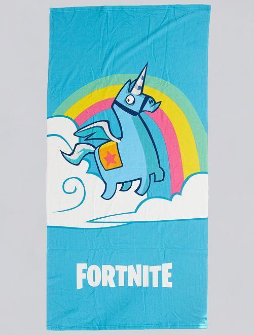 Toalha de praia 'Fortnite'                             Azul