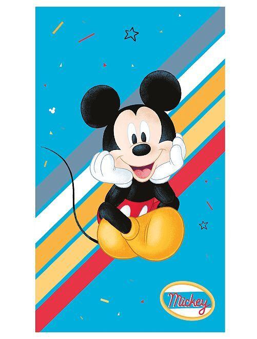 Toalha de praia 'Mickey'                             Azul