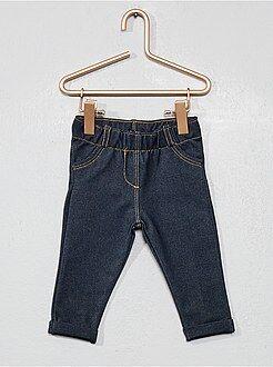 Calças, jeans, leggings - Treggings elásticas - Kiabi