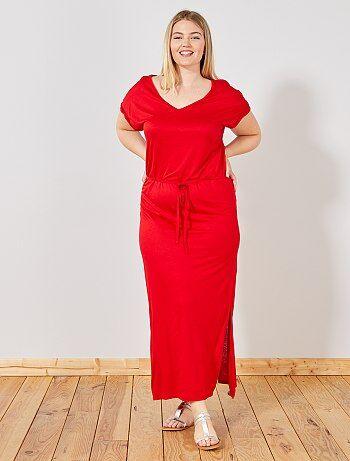 c611dce3e Vestido + size na kiabi. vestidos para mulheres em tamanho grande ...