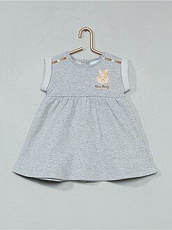 Vestido curto 'Miss Bunny' - Kiabi